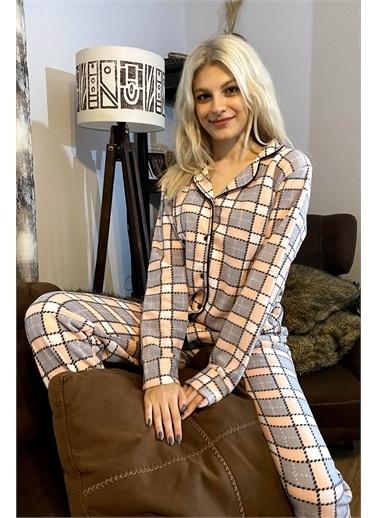 Nisanca Pijama Takım Renkli